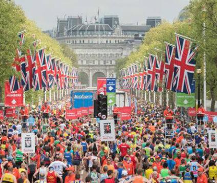 Maratona de Londres 2020 está cancelada, segundo informações da agência de notícias Reuters.