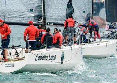 Caballo Loco, Loyalty e Kaikias Via Itália afirmaram a competitividade e o equilíbrio da Classe C30 neste fim de semana na retomada da Copa Suzuki de Vela Oceânica