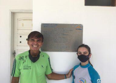 Dia de emoção marca o inicio dos treinos da Classe Optimist no Cabanga Iate Clube em Maria Farinha