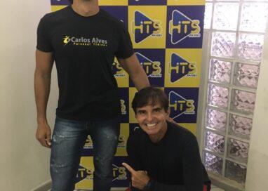 Programa Hits Ação e Aventura com a presença do competente Professor de Educação Física Carlos Alves foi TOP!