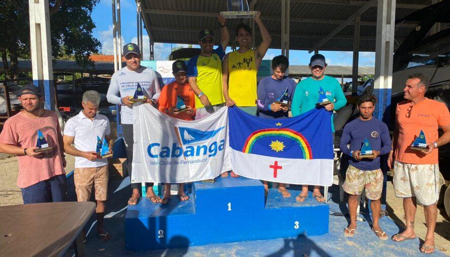 Pernambuco conquista o Norte-Nordeste de Snipe com Edival Júnior e Daniel Dantas