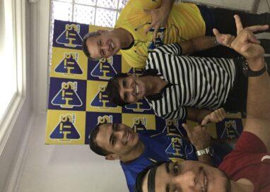 Programa Hits Ação e Aventura contando com as presenças de Rogerio Rijo e Tony Marcelo do Nascimento Voleibol Sentado foi emocionante!