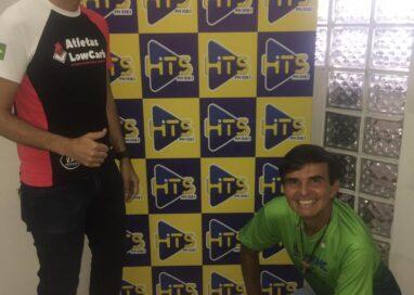 Programa Hits Ação e Aventura entrevistando o coach de emagrecimento André Burgos foi sensacional!