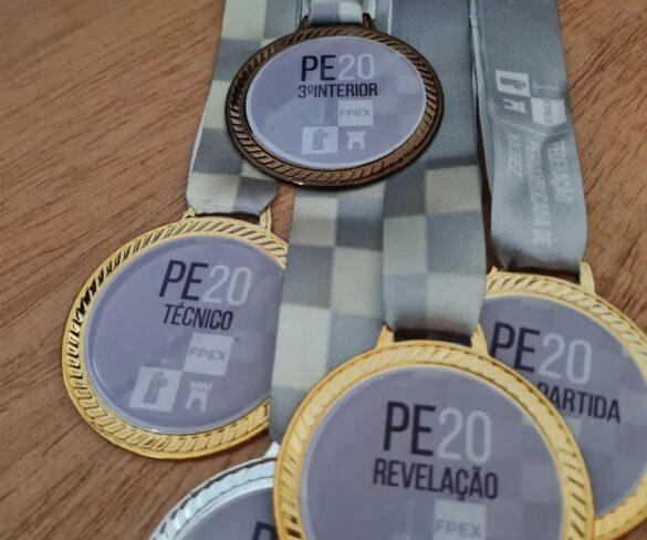 Federação Pernambucana de Xadrez reúne 120 atletas em Campeonato Estadual